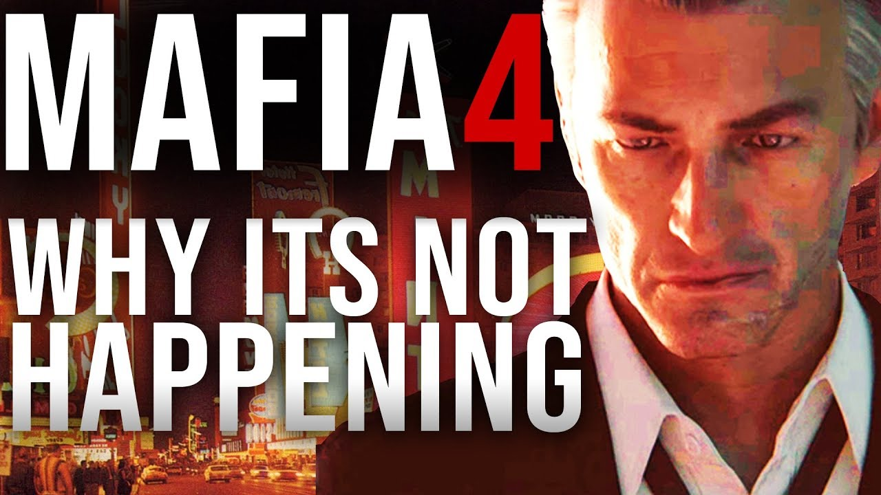 The Future Of Mafia 4 Is Bleak For Now