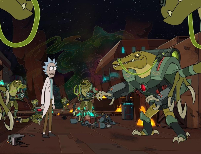 Watch Rick And Morty Season 4
