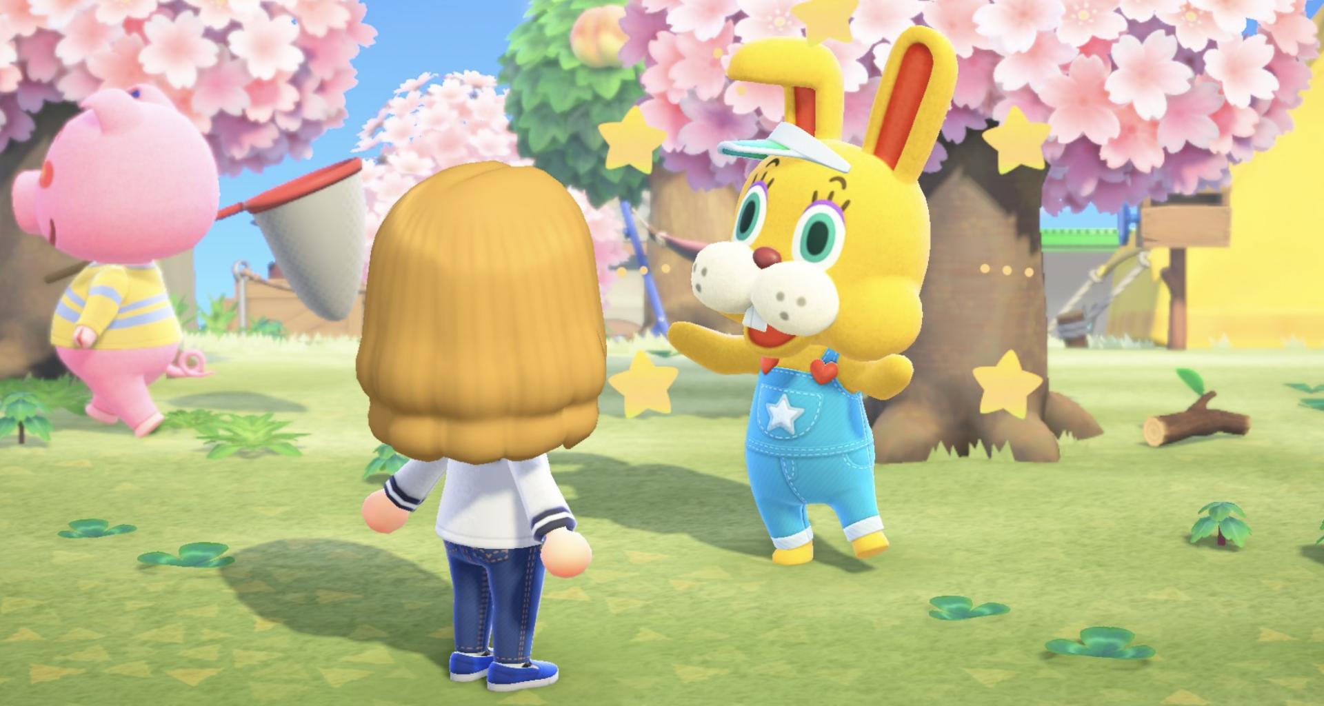 Animal Crossing Update 1.7.0