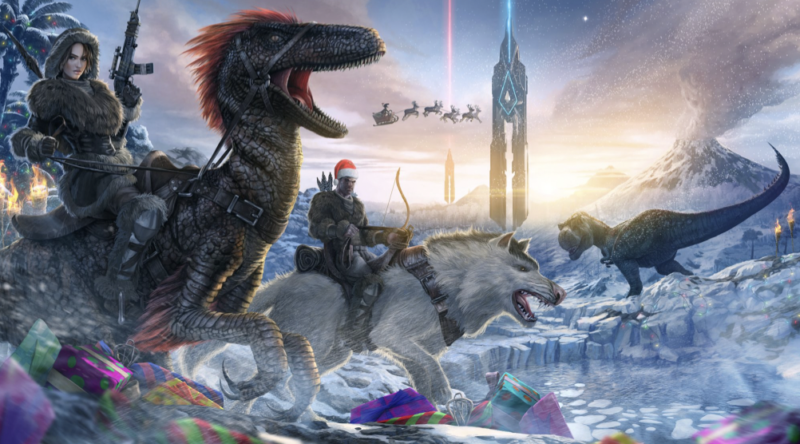 Ark Survival Evolved Patch Notes 2.47