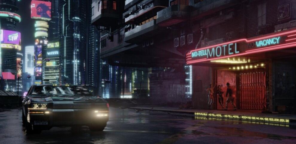 Cyberpunk 2077 Update 1.11