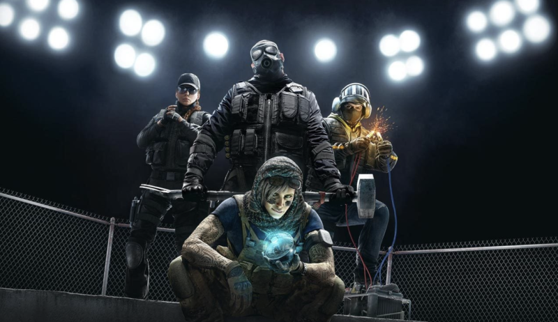 Rainbow Six Siege Patch Notes Y5S4