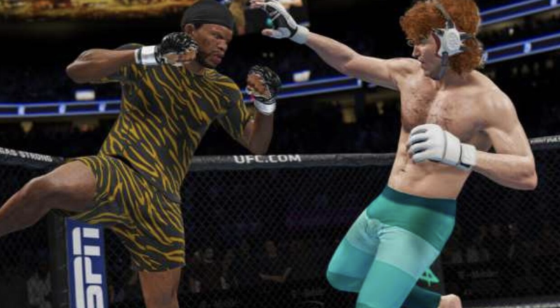 UFC 4 Update 7.00 Patch Notes