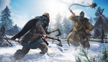 Assassin's Creed Valhalla Update 2.20