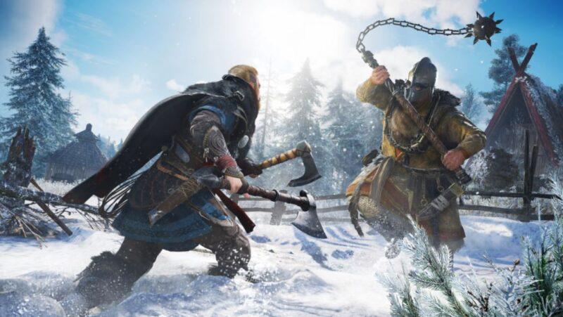 Assassins Creed Valhalla Update 2.20