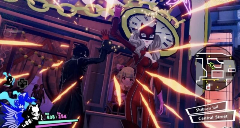 Persona 5 Strikers Release Time