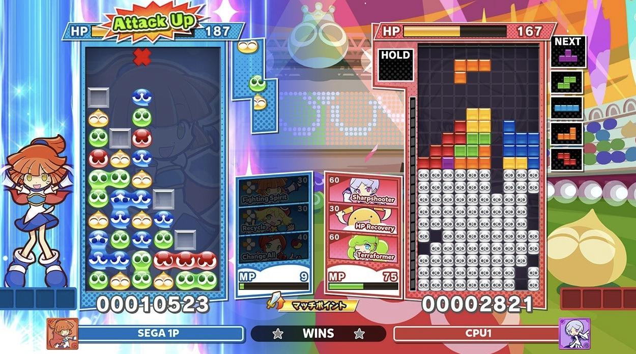 Puyo Puyo Tetris 2 Update
