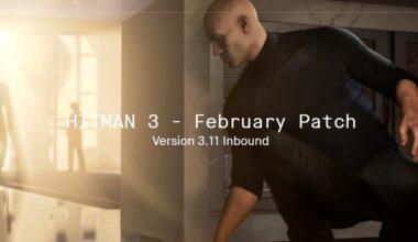 hitman 3 update 1.003