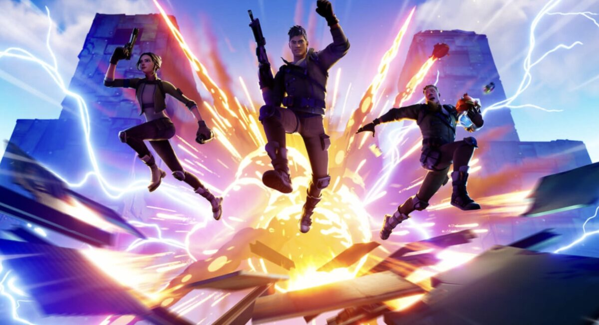 Fortnite Update 16.00 Patch Notes