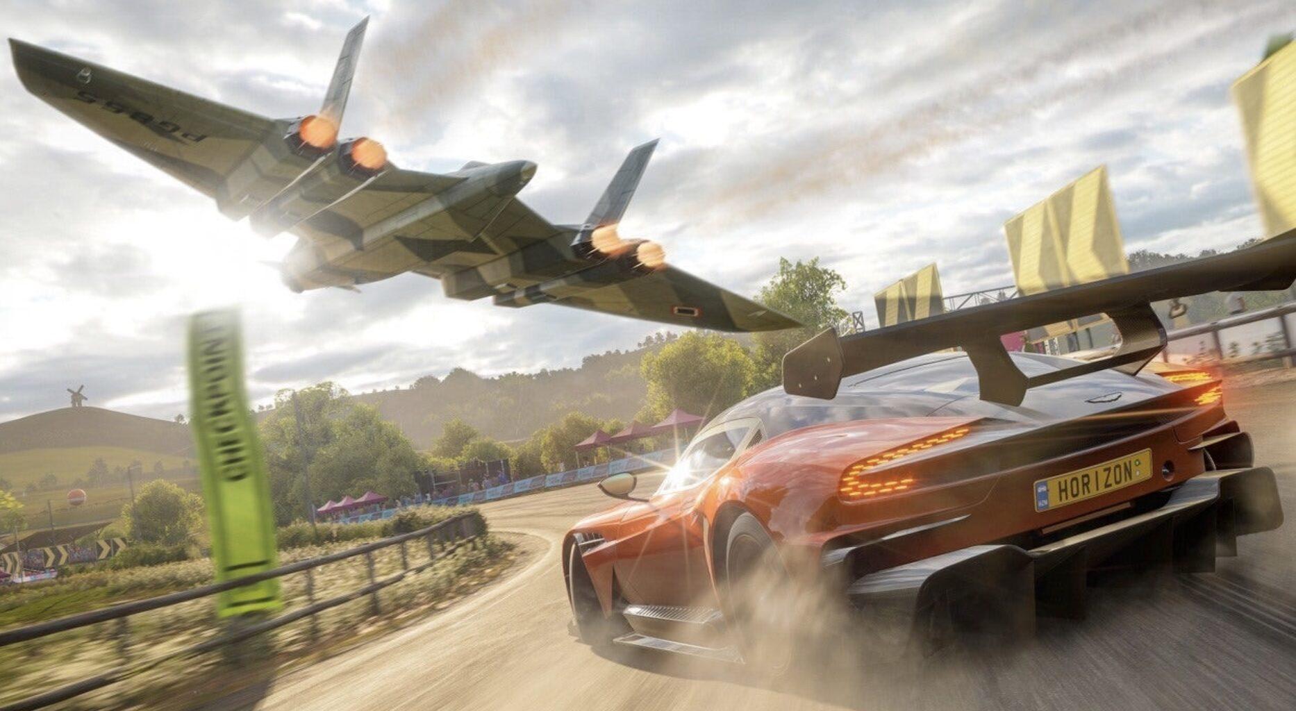 Forza Horizon 4 Update 1.465