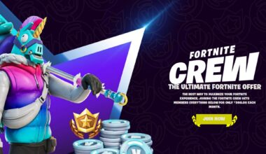 How to Get Fortnite April Crew Pack Skin Free