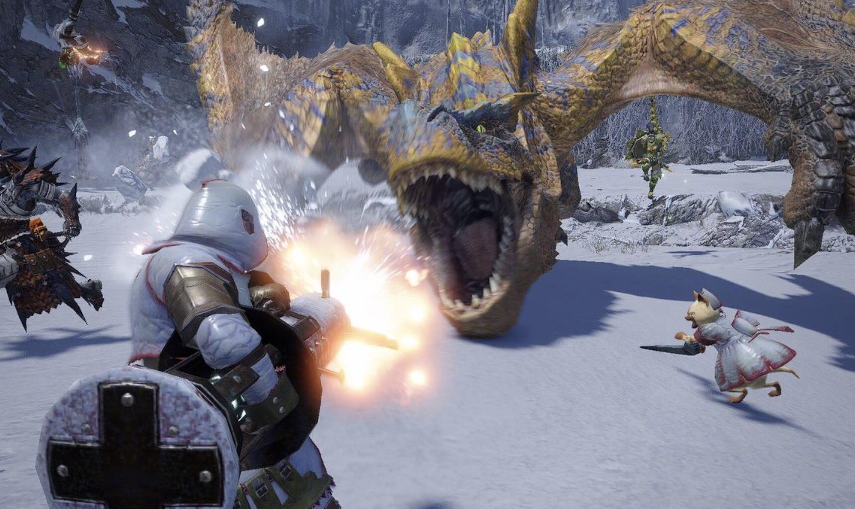 Monster Hunter Rise Release Time