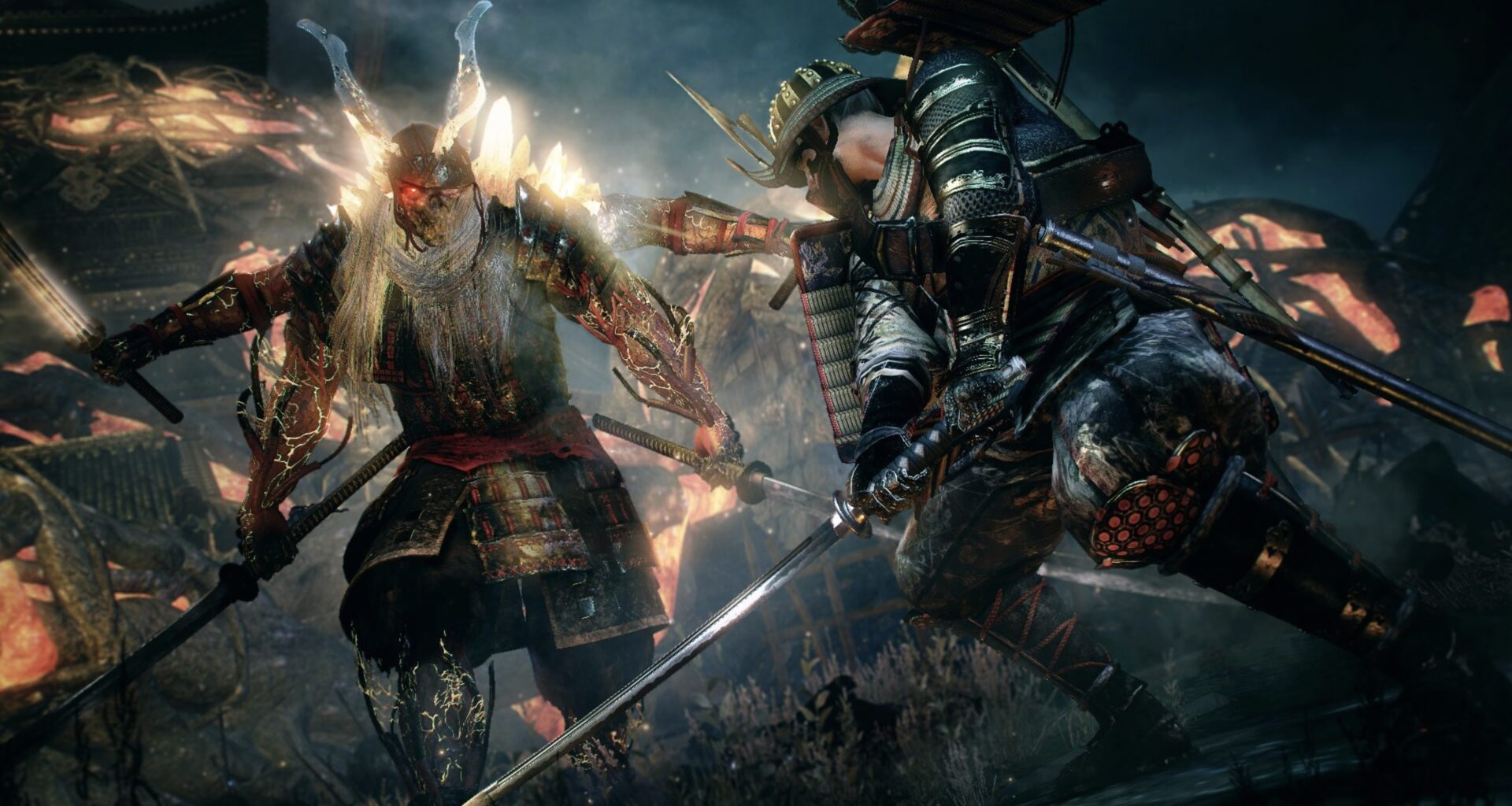 Nioh 2 PS4 Update 1.27 Patch Notes