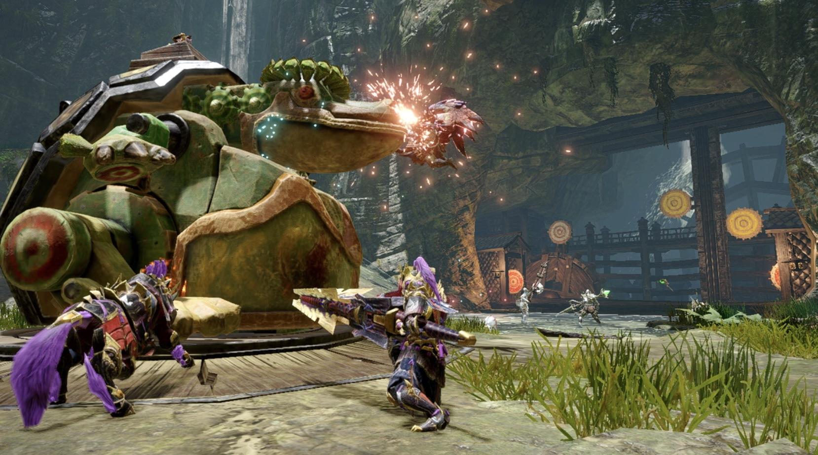 Bludgeoner Skill Effect in Monster Hunter Rise