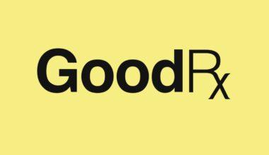 Goodrx Coupons April 2021