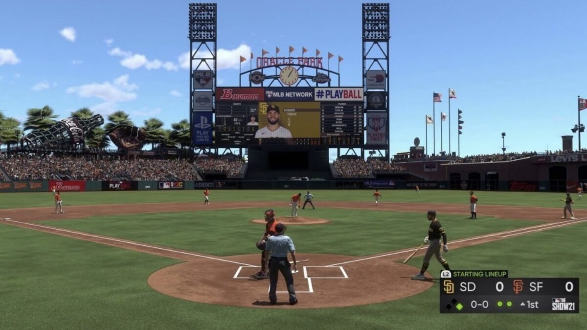 MLB The Show Release Time in New Zealand