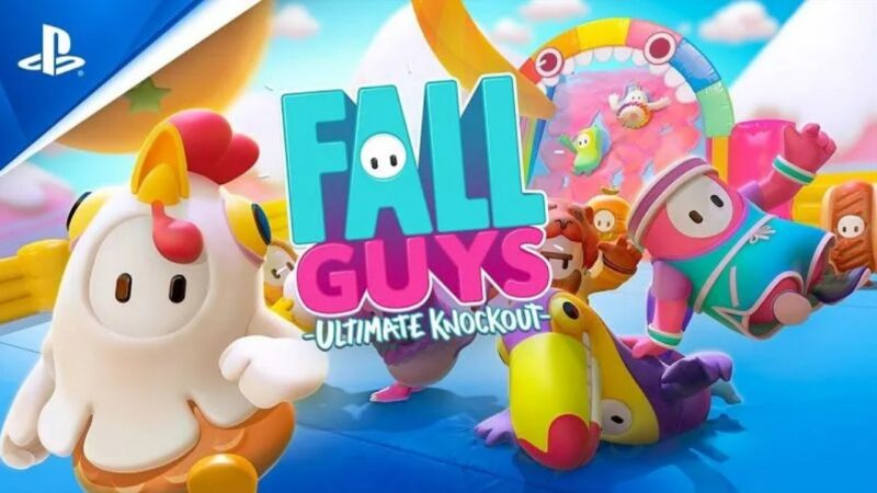 fall guys ps4 free download