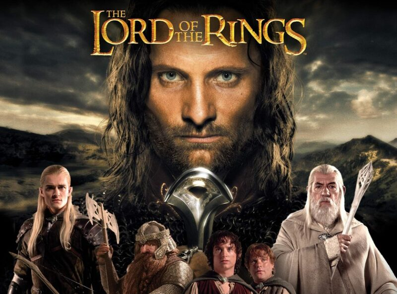 lotr tv show release date