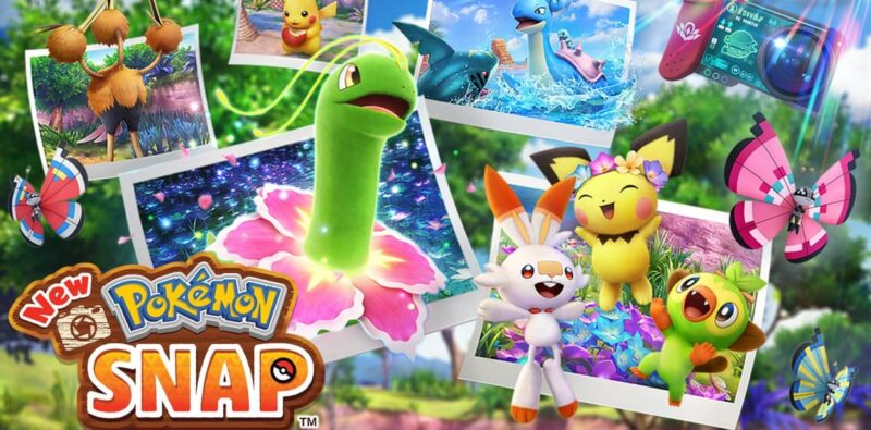 new pokemon snap game download 2021