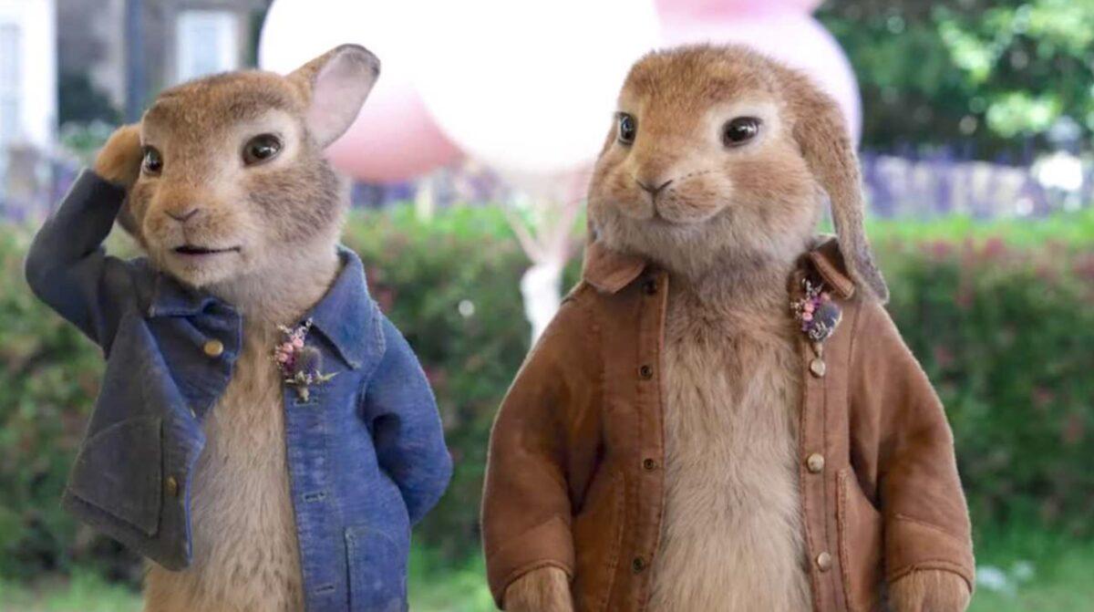 peter rabbit 2 release date