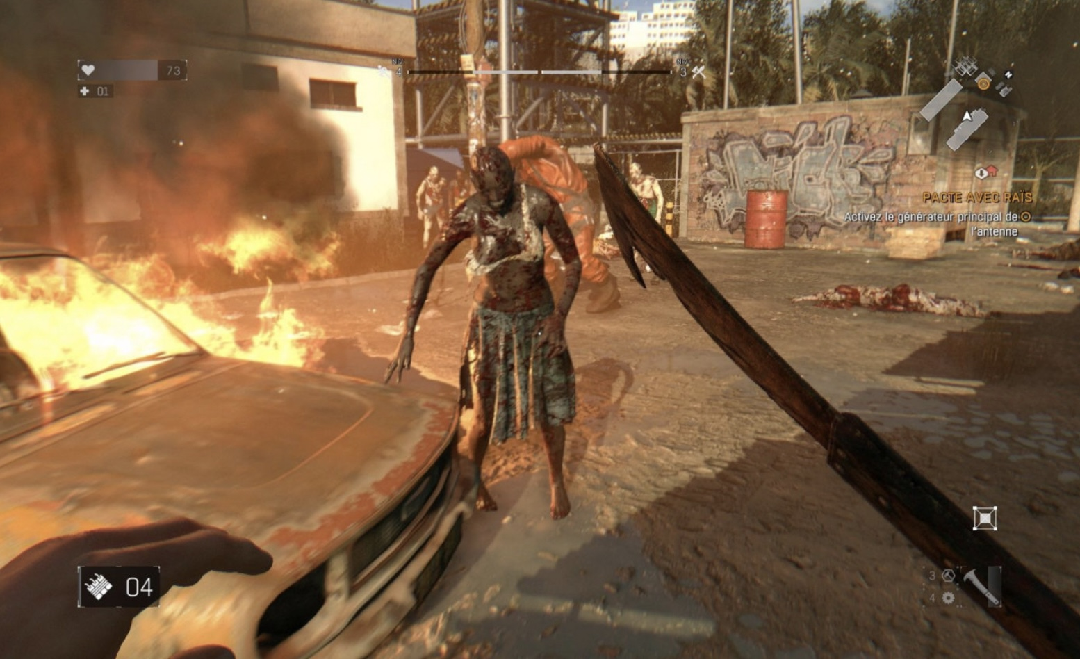 Dying Light Update 1.35 Patch Notes