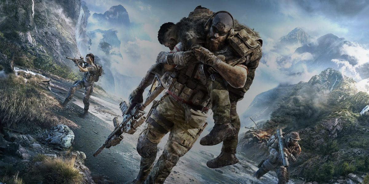 Ghost Recon Breakpoint Update 1.15