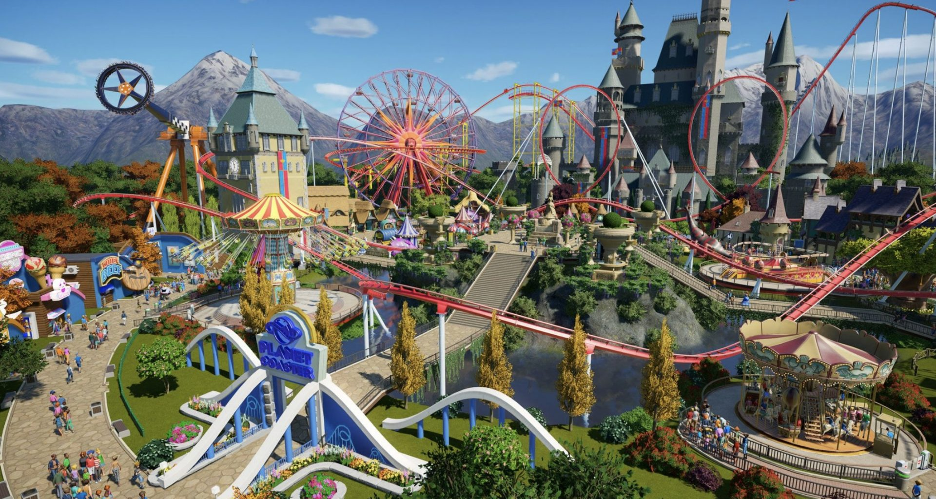 Planet Coaster Update 1.18 Patch Notes