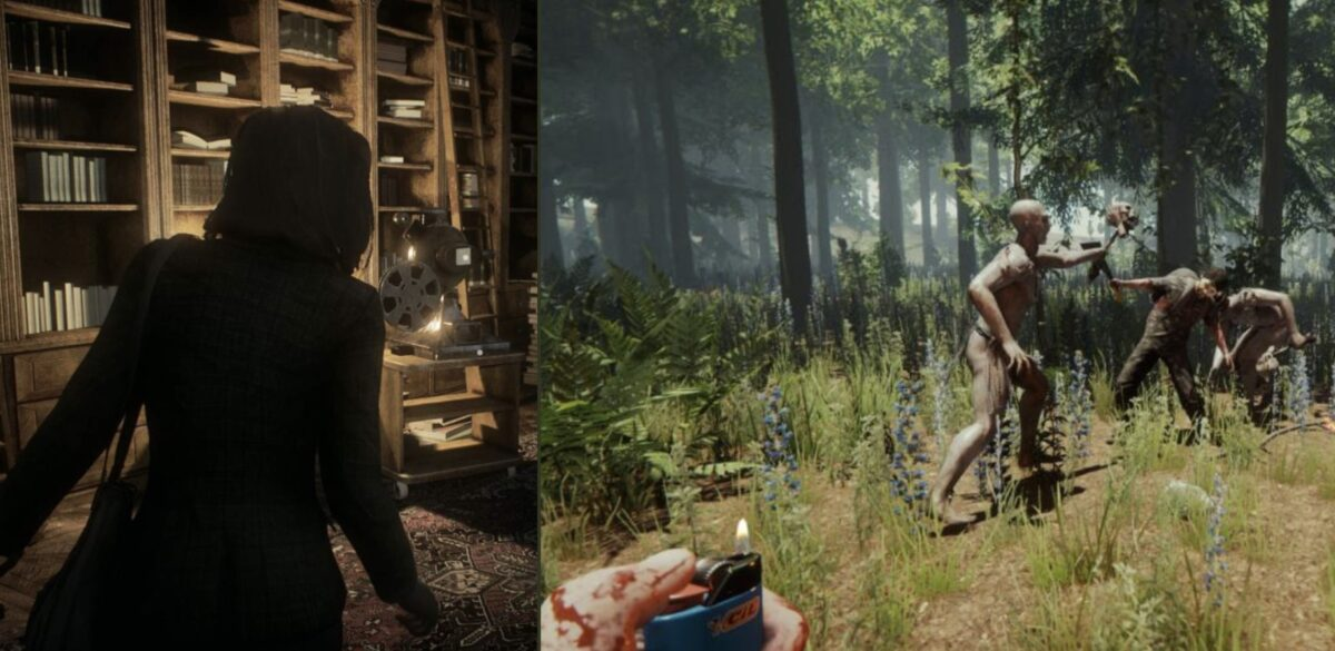 The Forest 2 Release Date PS4