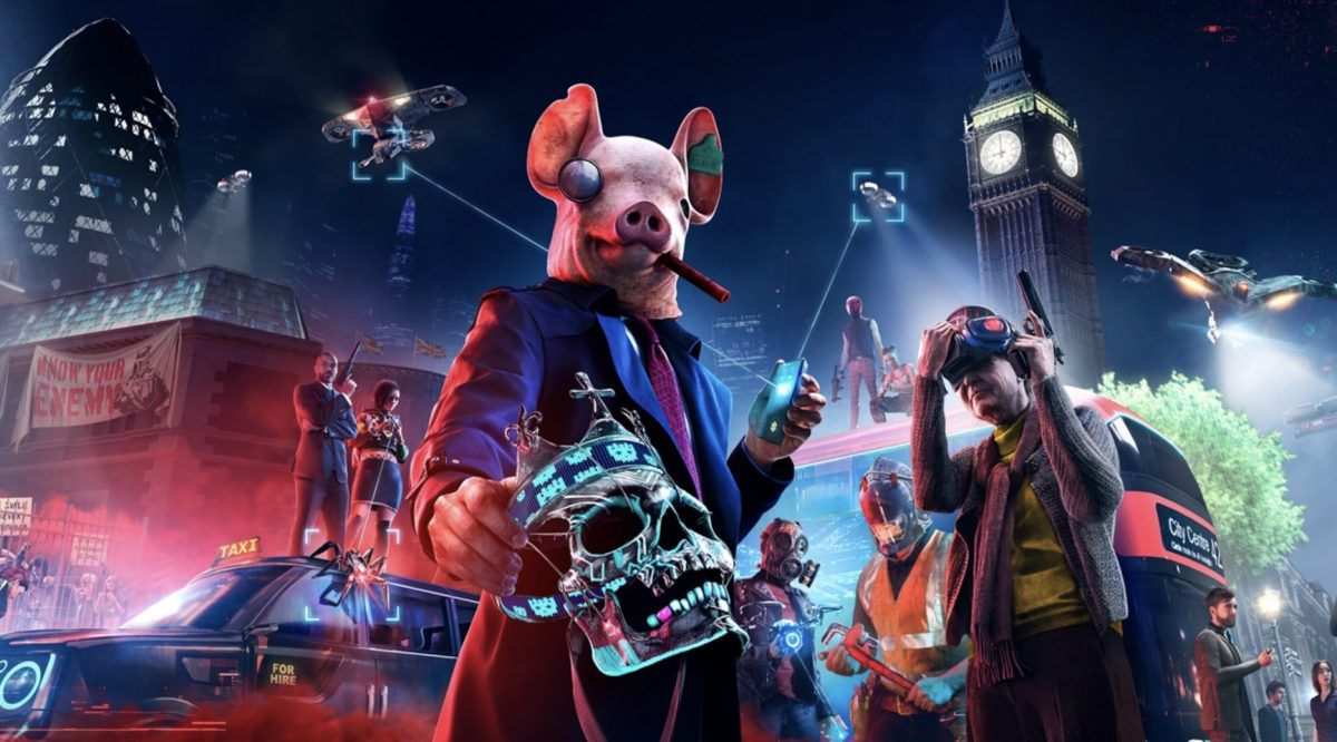 Watch Dogs Legion Update 1.17 Patch Notes