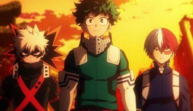 My Hero Academia Episode 110 Release Date