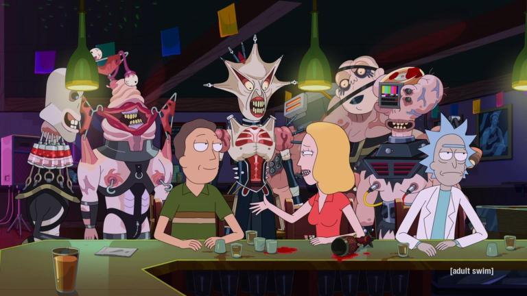 Rick and Morty S5 Episode 8 Release Date