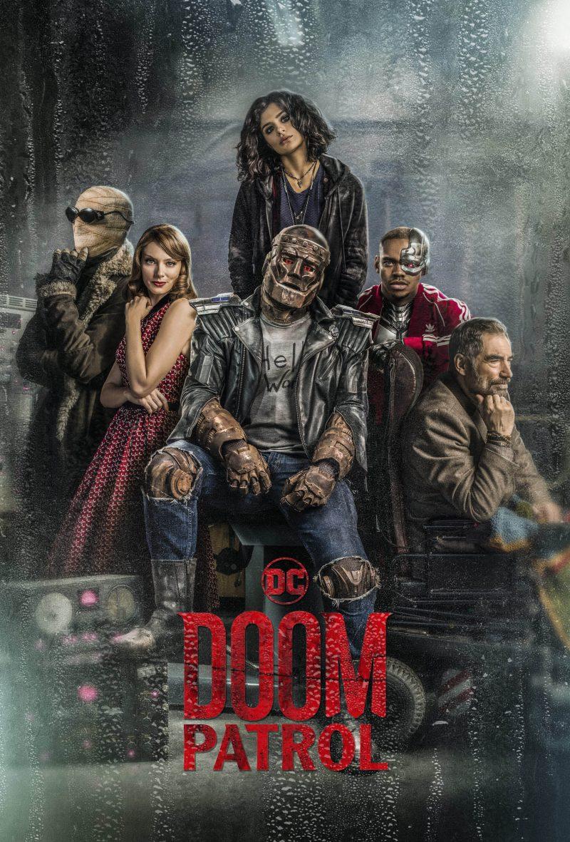 Doom Patrol Season 3 Episode 4 Release Date