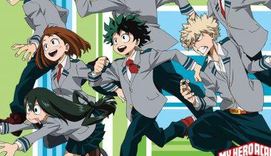 My Hero Academia Season 6 Release Date