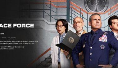 Space Force Season 2 Episode 1 Release Date