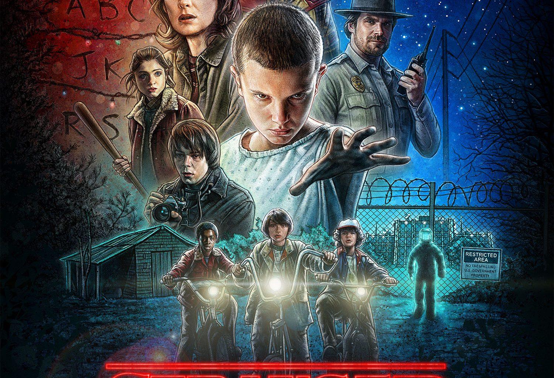 Stranger Things Season 4 Release Date
