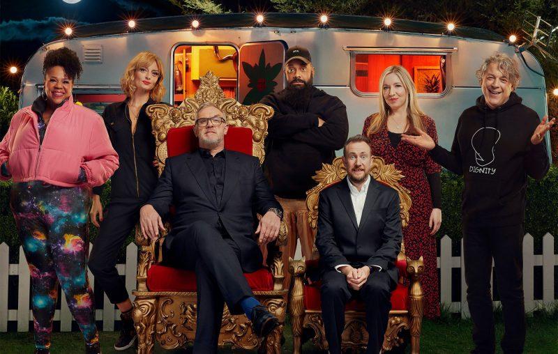 Taskmaster Season 12 Episode 2 Release Date