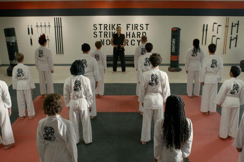 cobra kai season 4 episode 1 release date