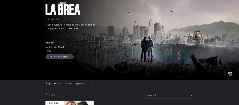 La Brea Episode 4 Release Date