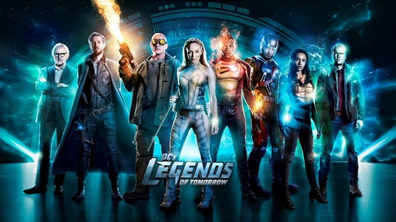 Legends of Tomorrow Season 7 Episode 3 Release Date