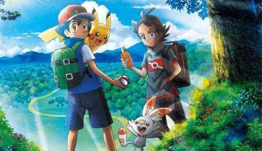 Pokemon Journeys Episode 86 Release Date