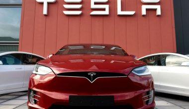 Tesla Stock Price 2022