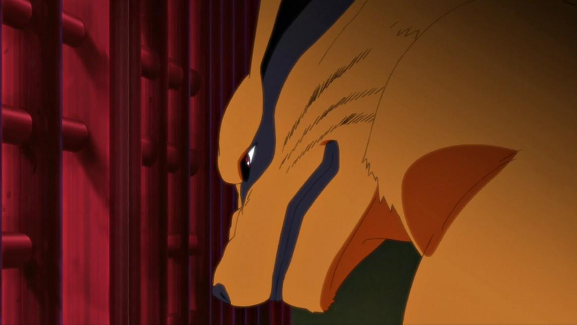 Why did Kurama Leave Naruto